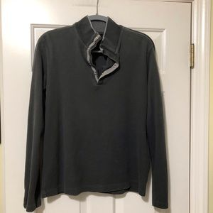 Hugo Boss designer pullover sweater shirt L